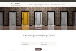 création site Web Wayra Dafos