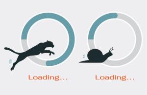 l'importance de vitesse de chargement